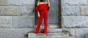 FASHION | Just be Yourself: Off-Shoulder